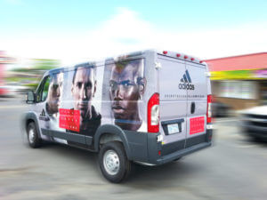 Vehicle Wraps Savannah GA